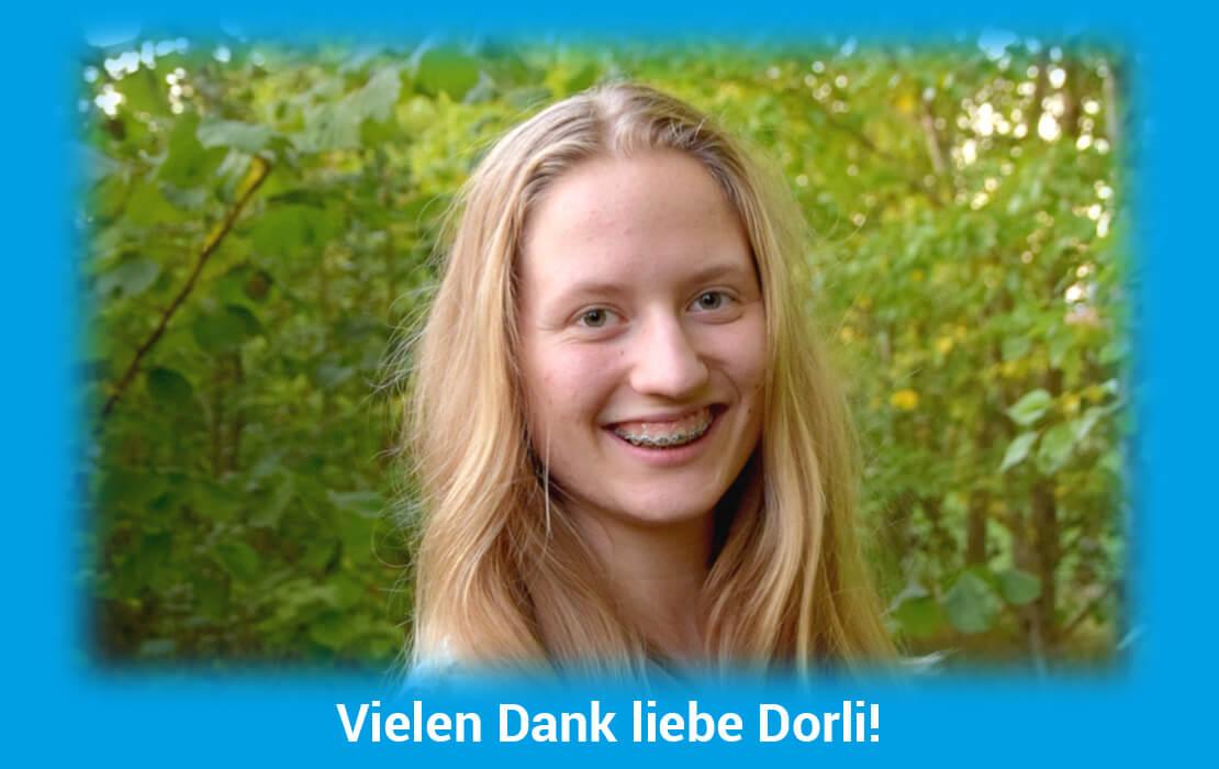 Agenturgeschichten: Liebe Worte unserer Praktikantin Dorothea