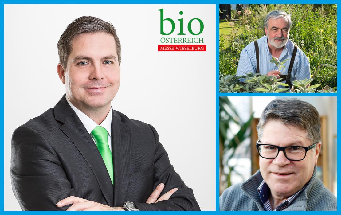 """Bio Österreich: Vortrag zum Thema """"Bio in Europa!"""" 19.11.18"""