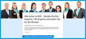 Bio-Wissen Prüfung Test Bio Österreich