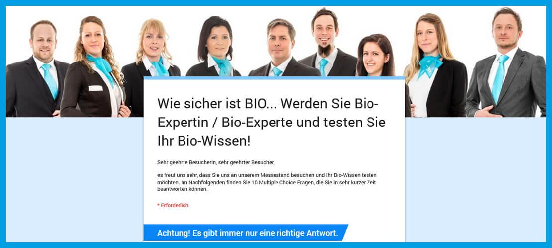 Bio-Wissen: Wie sicher ist bio…