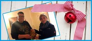 Lebensmittel für die Wärmestube der Cartias Linz