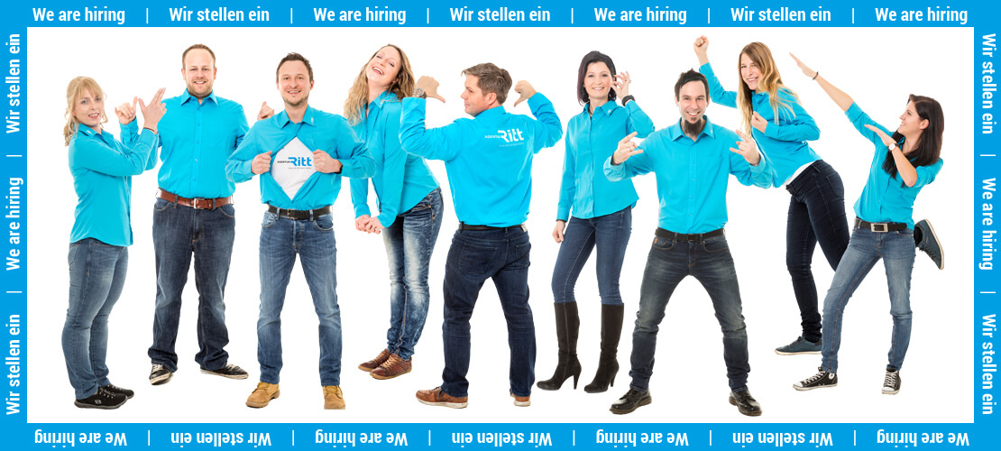 We are hiring – Wir stellen ein