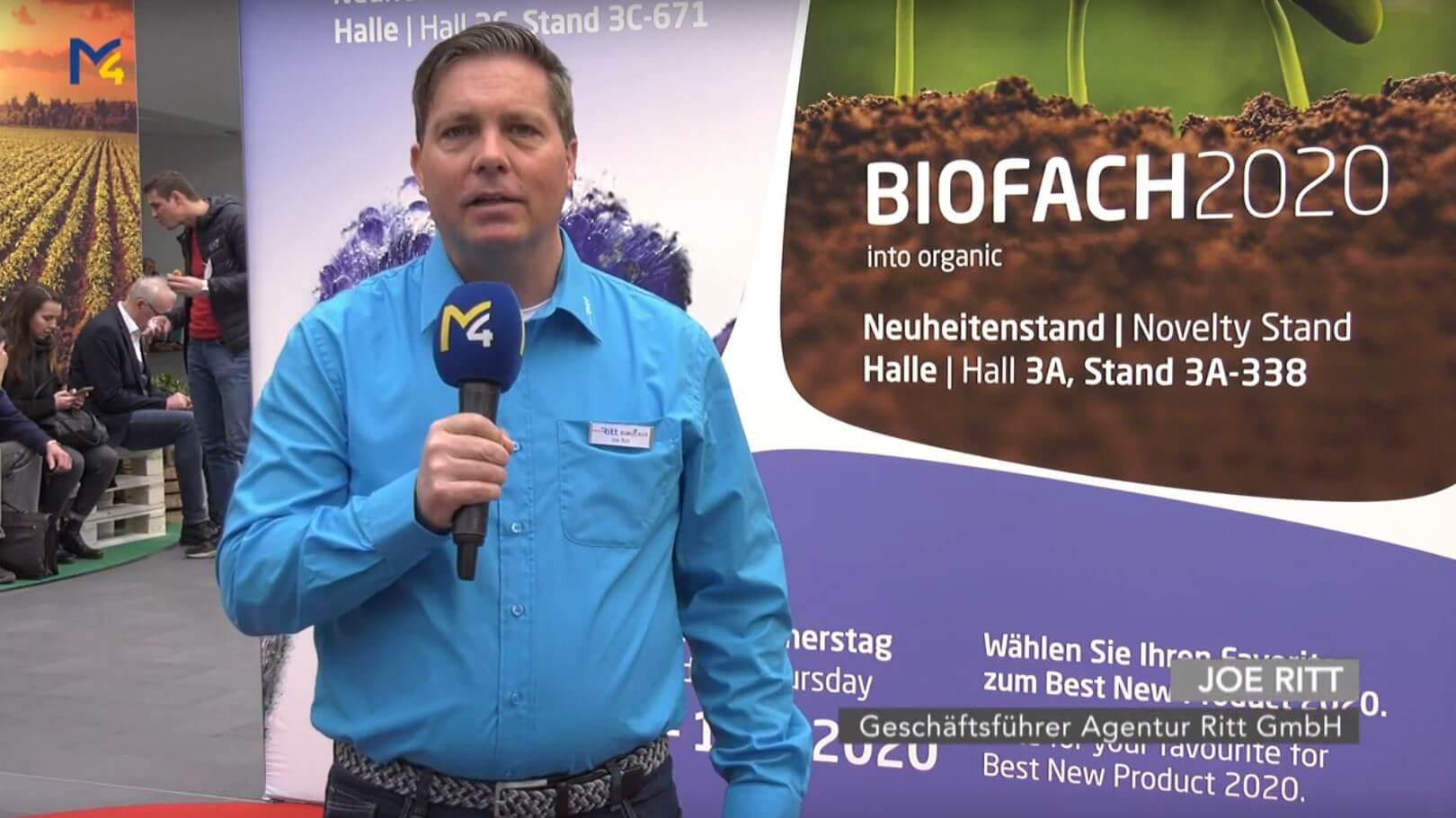 BIOFACH 2020 – Weltleitmesse für Bio-Lebensmittel