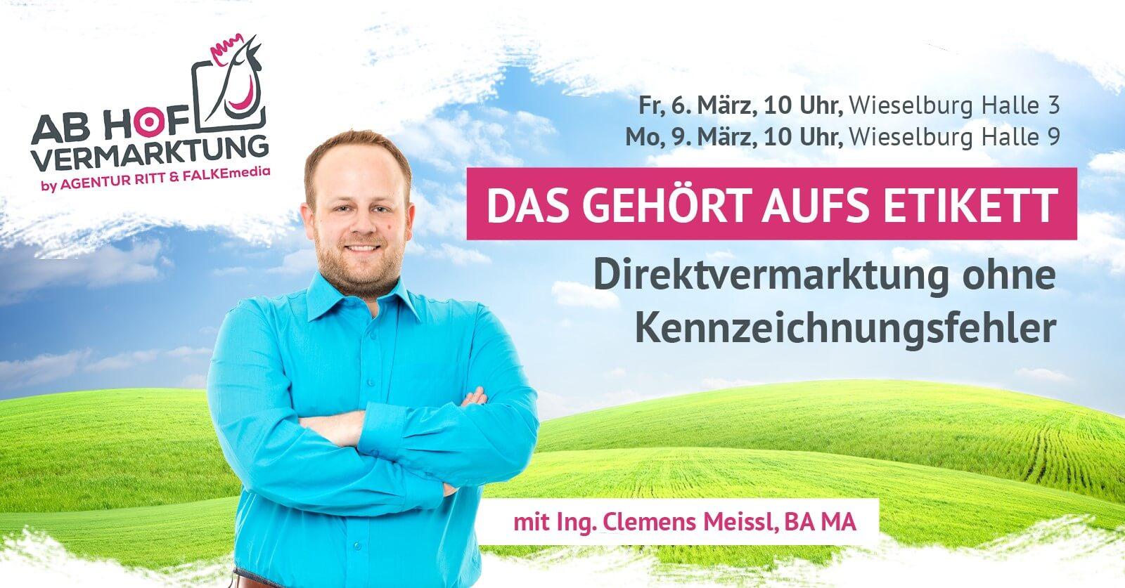 Abhof 2020 – Messe für Direktvermarktung
